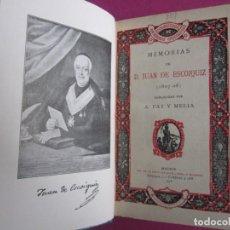 Libros antiguos: ESPISTOLARIO OBRAS FERNAN CABALLERO 50 EJEMPLARES EN PAPEL HILO 1915 E. CASTELLANOS EB1. Lote 194941782