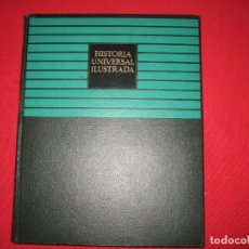 Libros antiguos: LIBRO DE HISTORIA UNIVERSAL ILUSTRADA DEL MUNDO PREHISTÓRICO AL ASIA DEL SIGLO IX. Lote 195043568