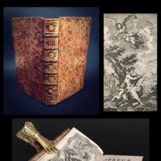 Libros antiguos: AÑO 1770 - VELEYO PATÉRCULO - HISTORIA GRIEGA Y ROMANA - LATÍN - PLENA PIEL - PRECIOSO.. Lote 195051275