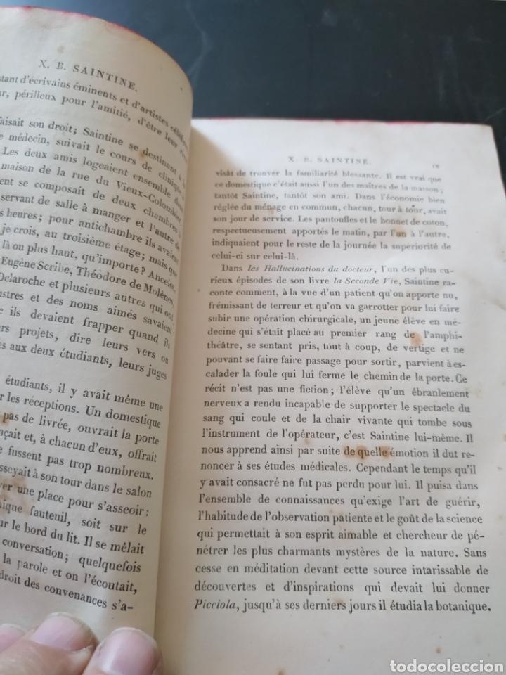 Libros antiguos: Libro antiguo Picciola - Foto 6 - 195159106