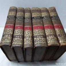 Libros antiguos: HISTORIA DEL CONSULADO Y DEL IMPERIO. Lote 195168008