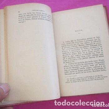 Libros antiguos: : VIDAS OPINIONES DE LOS FILÓSOFOS MÁS ILUSTRES DIÓGENES LAERCIO TOMO 2 1914 EB2 - Foto 7 - 195230877