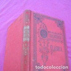 Libros antiguos: : VIDAS OPINIONES DE LOS FILÓSOFOS MÁS ILUSTRES DIÓGENES LAERCIO TOMO 1 1914 EB2. Lote 195231752