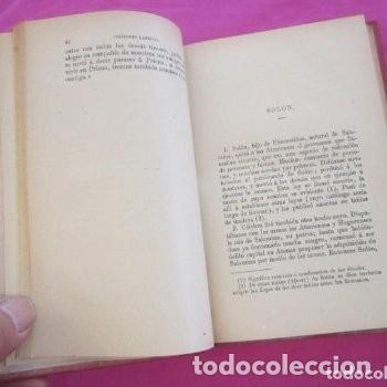 Libros antiguos: : VIDAS OPINIONES DE LOS FILÓSOFOS MÁS ILUSTRES LAERCIO TOMO 1 1914. - Foto 5 - 195231752