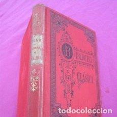 Libros antiguos: GUERRA DE CATALUÑA Y POLITICA MILITAR MANUEL DE MELO BIBLIOTECA CLASICA 1914. EB2. Lote 195235412