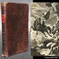 Libros antiguos: 1796 - EL HOMBRE FELIZ E INDEPENDIENTE - GRABADOS - CRUZADAS - . Lote 195353826
