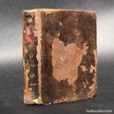Libros antiguos: 1795 - SILVA SELECTORUM OPERUM CICERONIS - MARCO TULIO CICERÓN - LATIN - HISTORIA ROMA - ROMANA. Lote 195363316