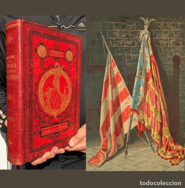 DÉCADAS DE LA HISTORIA DE INSIGNE Y CORONADA CIUDAD REINO VALENCIA - JAVEA - GANDIA - LIRIA (Libros antiguos (hasta 1936), raros y curiosos - Historia Antigua)