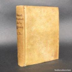 Libros antiguos: 1793 - TRATADO DE LA IGLESIA DE JESUCRISTO - HISTORIA - TARRAGONA - MARTIRIO - PRIMEROS CRISTIANOS. Lote 195372411