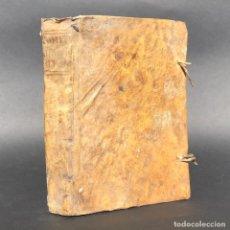 Libros antiguos: 1769 - COMPENDIO HISTORICO, GEOGRAFICO Y GENEALOGICO DE LOS SOBERANOS DE EUROPA - HISTORIA. Lote 195394730