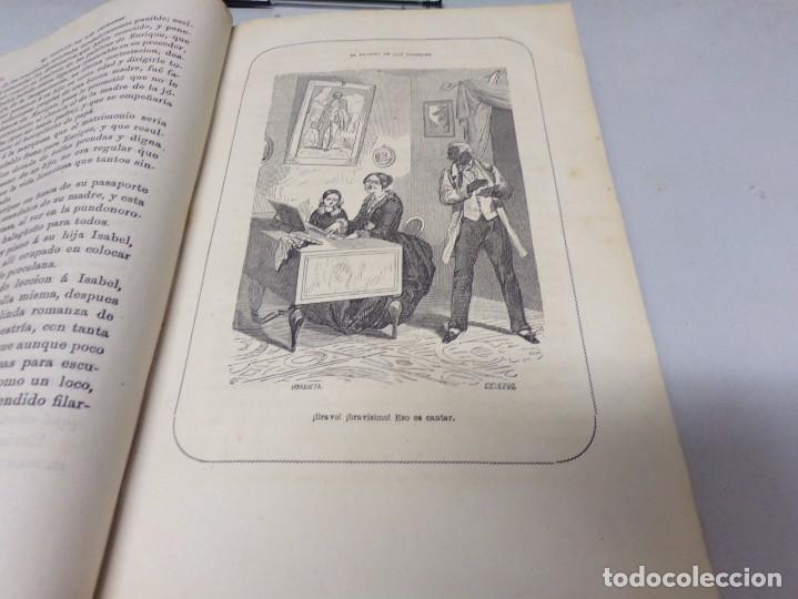 Libros antiguos: El palacio de los crimenes tomo segundo 1869 tercera edición - Foto 7 - 195406557