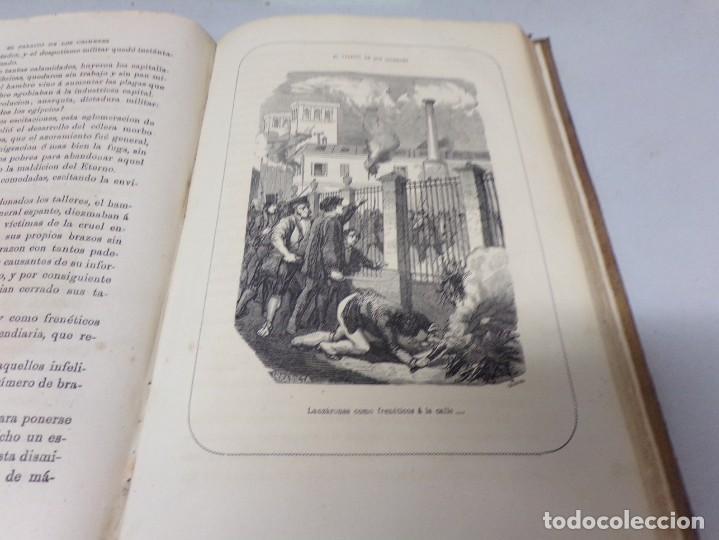 Libros antiguos: El palacio de los crimenes tomo segundo 1869 tercera edición - Foto 8 - 195406557