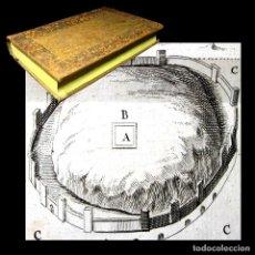 Libros antiguos: AÑO 1779 ORIGEN DE LA ANTIGUA ROMA HISTORIA DE IBERIA PÉRGAMO PERSIA EXTRAORDINARIOS GRABADOS. Lote 195784180