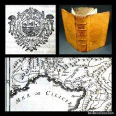Libros antiguos: AÑO 1741 HISTORIA DE ALEJANDRO MAGNO Y DE FILIPO DE MACEDONIA ANTIGUA GRECIA ROLLIN GRABADO. Lote 195787463