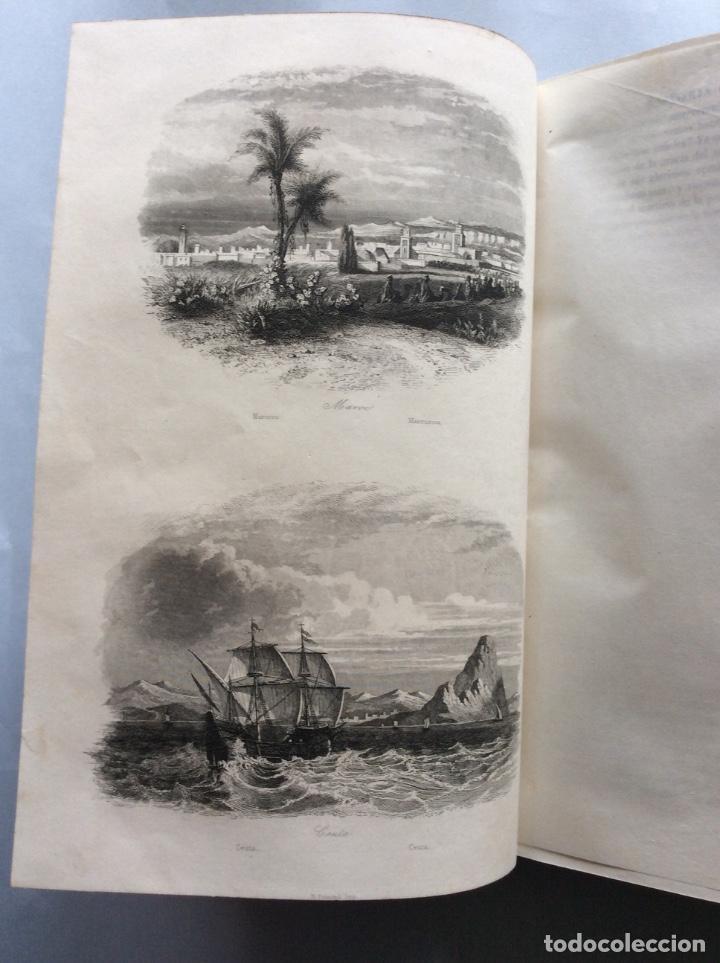 Libros antiguos: Historia General de la Misiones desde el siglo XIII hasta nuestros días .HENRION,1863-3 Tomos - Foto 3 - 195728931