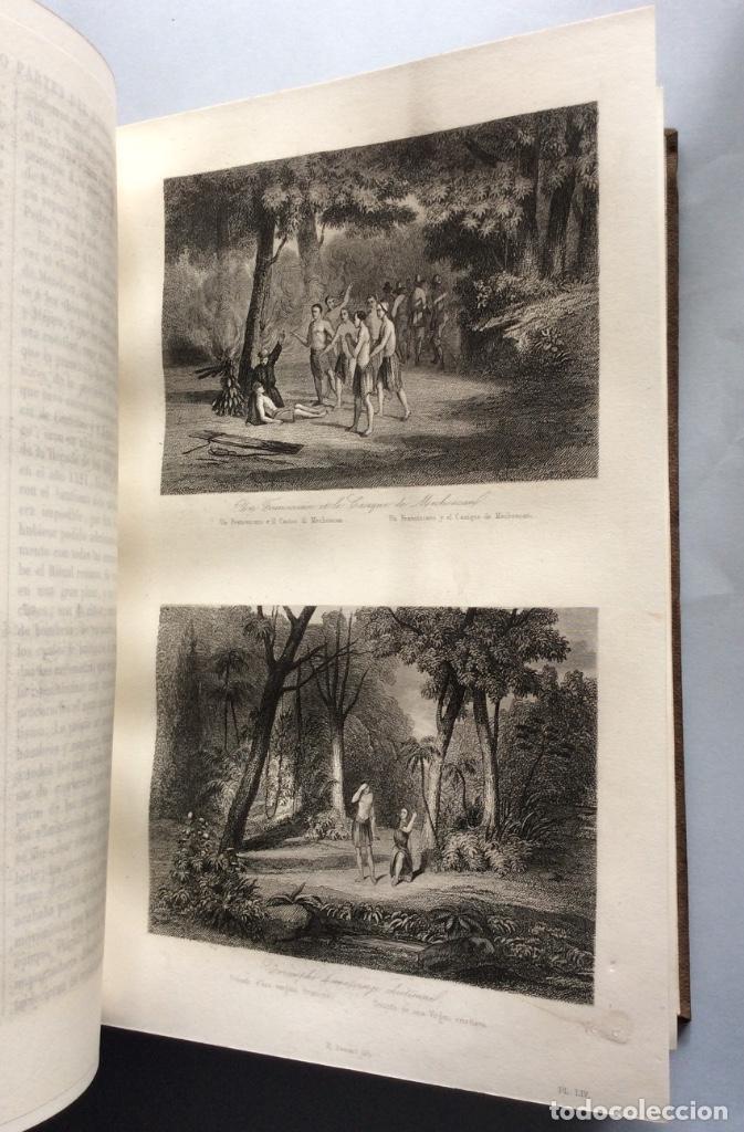 Libros antiguos: Historia General de la Misiones desde el siglo XIII hasta nuestros días .HENRION,1863-3 Tomos - Foto 10 - 195728931