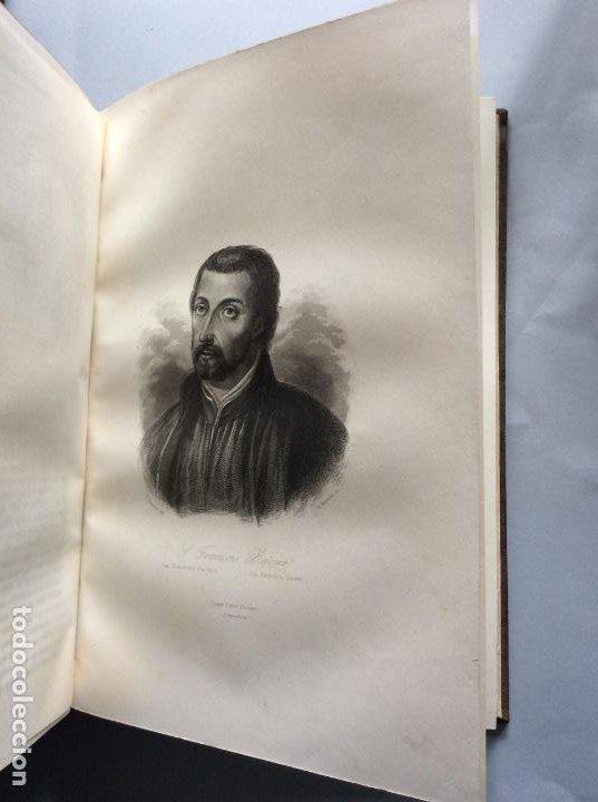 Libros antiguos: Historia General de la Misiones desde el siglo XIII hasta nuestros días .HENRION,1863-3 Tomos - Foto 11 - 195728931