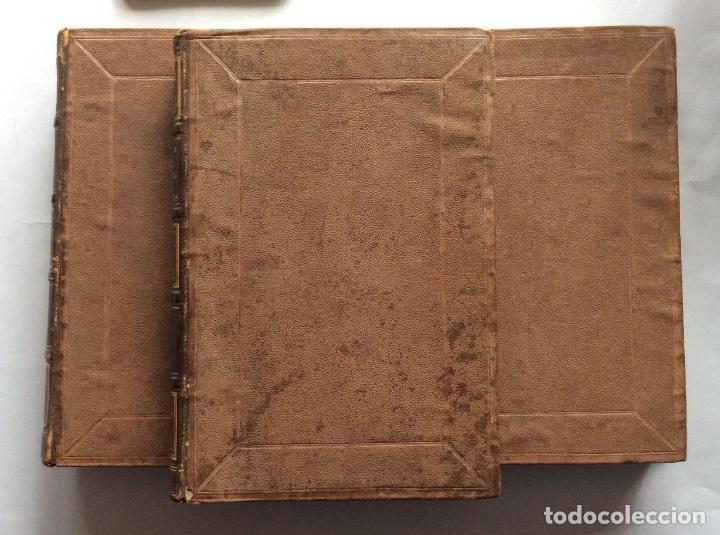 Libros antiguos: Historia General de la Misiones desde el siglo XIII hasta nuestros días .HENRION,1863-3 Tomos - Foto 12 - 195728931