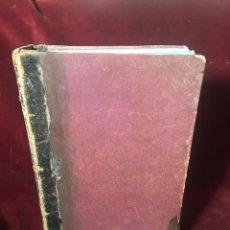 Libros antiguos: LA VOZ DE LA NATURALEZA. Lote 196204961
