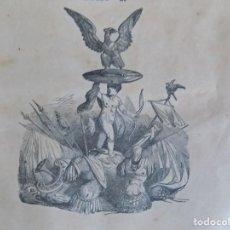 Libros antiguos: LIBRERIA GHOTICA. ANQUETIL. HISTORIA DE FRANCIA.1851.2 TOMOS EN 1 VOLUMEN EN FOLIO. MUCHOS GRABADOS. Lote 197366611