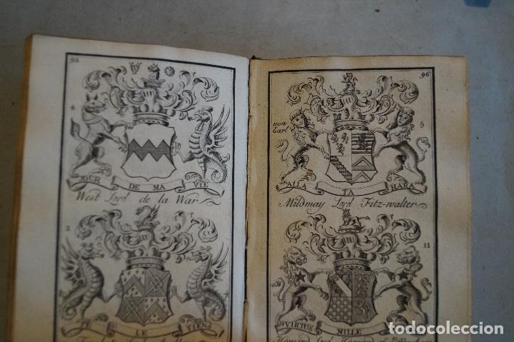 Libros antiguos: THE BRTITISH COMPENDIUM OR RUDIMENTS OF HONOUR. 1731 - Foto 5 - 197471362