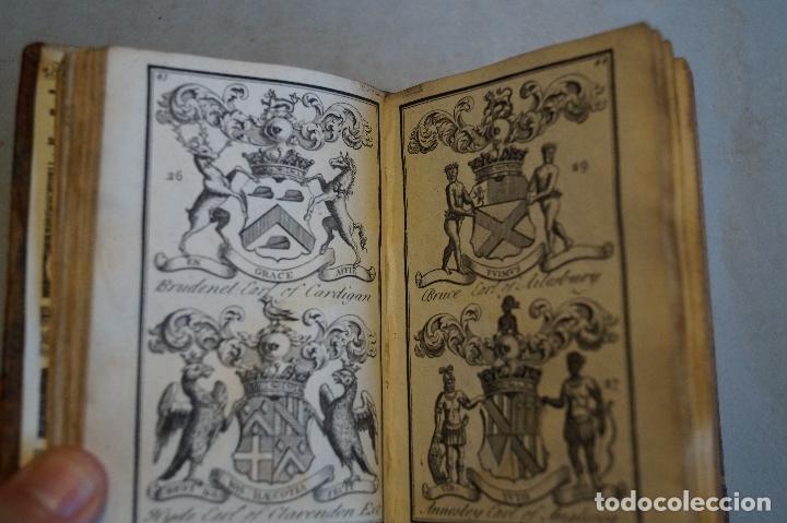 Libros antiguos: THE BRTITISH COMPENDIUM OR RUDIMENTS OF HONOUR. 1731 - Foto 9 - 197471362