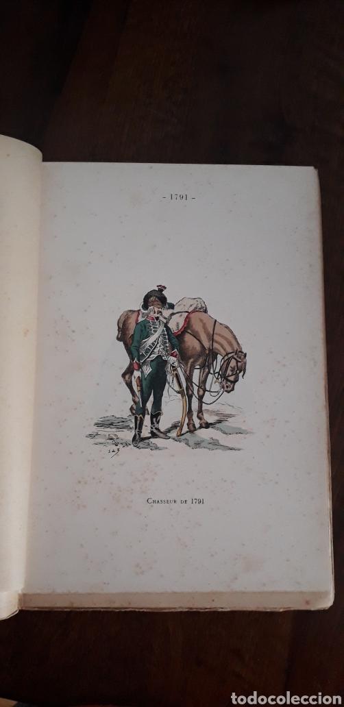 Libros antiguos: Historiaque du 12°Regiment de Chasseurs - Foto 5 - 197925448