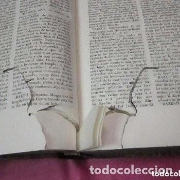 Libros antiguos: MITOLOGIA Y DE LA FABULA DICCIONARIO UNIVERSAL 2 COMPLETO 1835 JOSE TAULO - Foto 10 - 198110752