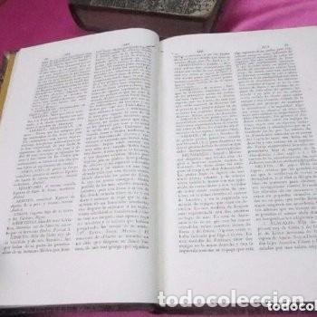 Libros antiguos: MITOLOGIA Y DE LA FABULA DICCIONARIO UNIVERSAL 2 COMPLETO 1835 JOSE TAULO - Foto 8 - 198110752