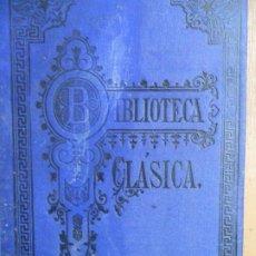 Libri antichi: LOS NUEVE LIBROS DE HISTORIA DE HERODOTO. LUIS NAVARRO EDITOR. MADRID, 1884. Lote 198189931