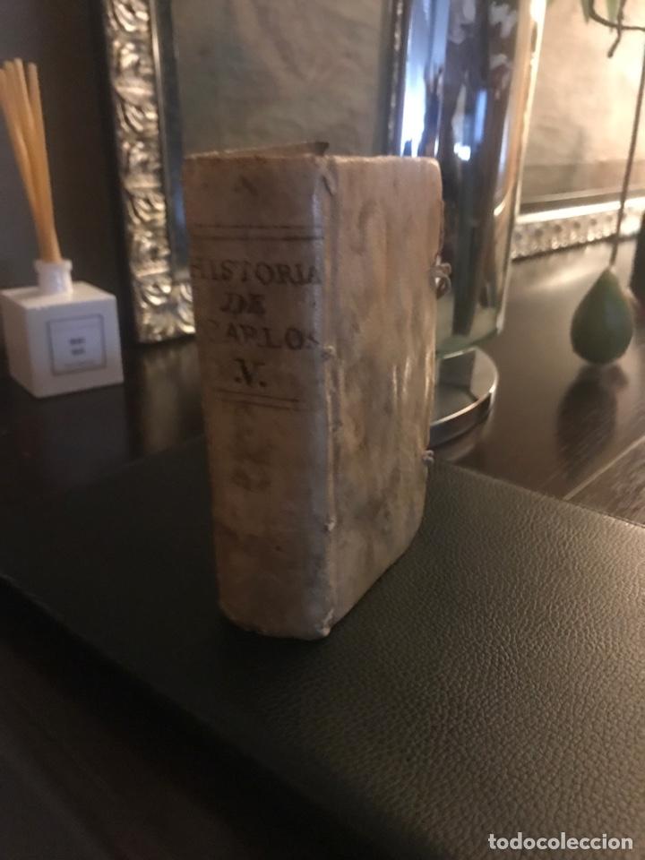 Libros antiguos: Historia Carlos V. Juan Antonio Vera y Figueroa. Bruselas 1663 - Foto 3 - 199053381