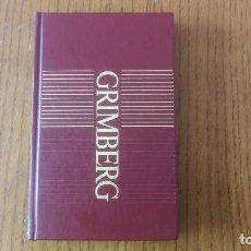 Libros antiguos: GARL GRIMBERG_ LA GUERRA DEL PATRIMONIO ESPAÑOL RUSIA Y POLONIA_TOMO 15 DANÉS_AÑO 1987. Lote 199057592