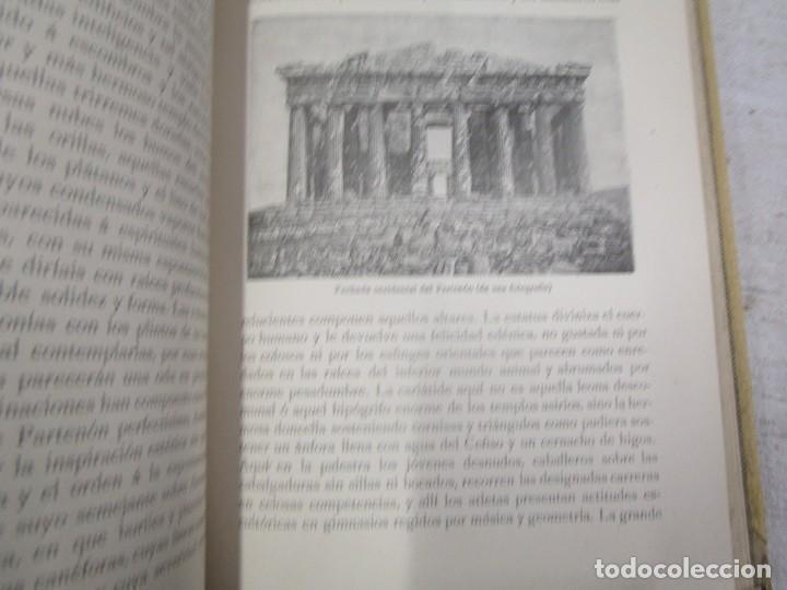 Libros antiguos: NERÓN, ESTUDIO HISTÓRICO - EMILIO CASTELAR - EDI MONTANER Y SIMÓN1892 TOMO II + INFO - Foto 8 - 199115103