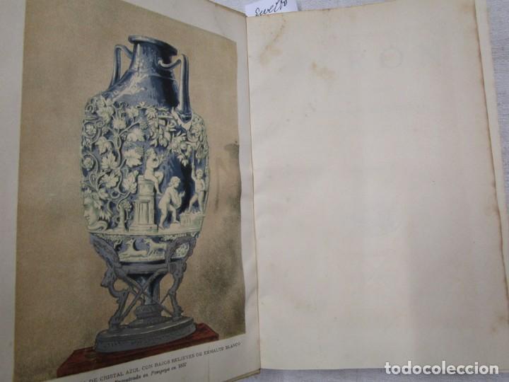 Libros antiguos: NERÓN, ESTUDIO HISTÓRICO - EMILIO CASTELAR - EDI MONTANER Y SIMÓN 1891 TOMO I + INFO - Foto 2 - 199115827