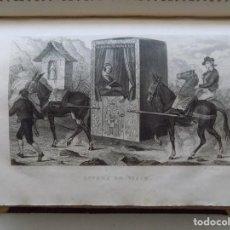 Libros antiguos: LIBRERIA GHOTICA. JUAN CORTADA. HISTORIA DE PORTUGAL.1844.ADORNADA CON HERMOSAS LÁMINAS GRABADAS.. Lote 199397461