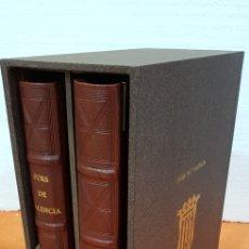 Libros antiguos: FURS DE VALENCIA.FACSIMIL.. Lote 219139543