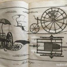 Libros antiguos: SUITE DES PLANCHES, SUR LES SCIENCES, LES ARTS LIBÉRAUX.. TOMO III, 1781. DIDEROT/D ALEMBERT. Lote 201530021