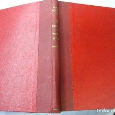 Libri antichi: ROBERTO NOVOA SANTOS 1920 EL PROBLEMA DEL MUNDO INTERIOR PRIMERA EDICCIÓN. Lote 201638190