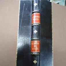 Libros antiguos: EL FUERO DE AVILES 1865 FERNANDEZ-GUERRA Y ORBE, AURELIANO RARO DOCUMENTO S.XII. Lote 203048446
