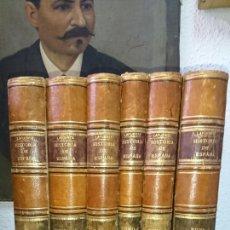 Libros antiguos: HISTORIA GENERAL DE ESPAÑA, 1883. Lote 203448437
