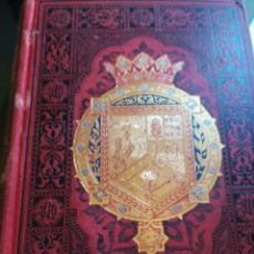 Livros antigos: ESPAÑA SUS MONUMENTOS Y ARTES SU NARURALEZA E HISTORIA ALAVA GUIPUZCOA Y VIZCAYA 1885. Lote 203613226