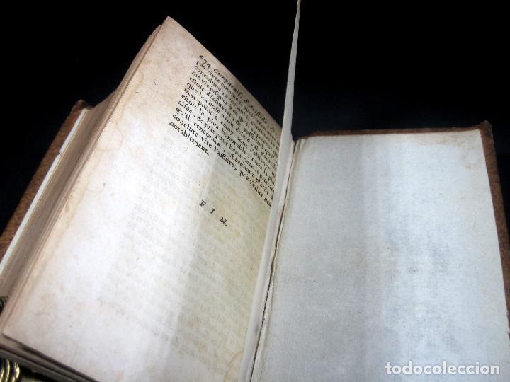 Libros antiguos: Año 1684 Pericles Arístides Catón el Censor Antigua Grecia y Roma Plutarco Vidas paralelas Grabados - Foto 25 - 203789788