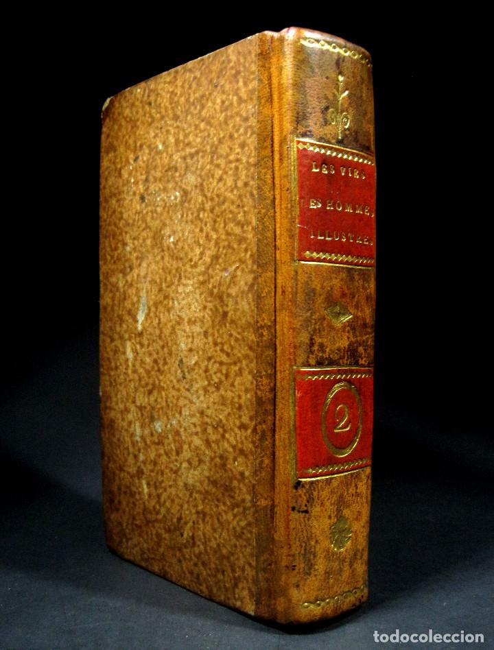 Libros antiguos: Año 1684 Pericles Arístides Catón el Censor Antigua Grecia y Roma Plutarco Vidas paralelas Grabados - Foto 28 - 203789788