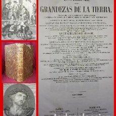 Libros antiguos: 1854.BELLO LIBRO DE HISTORIA CON 29 GRABADOS, FOLIO, RARO. Lote 203937170