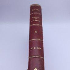 Libri antichi: HISTORIA DE TARRAGONA 1892 POR HERNÁNDEZ SANAHUJA. Lote 204097893