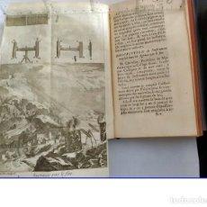 Libri antichi: AÑO 1754: HISTORIA DE EGIPCIOS, CARTAGINESES, GRIEGOS, ASIRIOS, PERSAS. CON DESPLEGABLE.. Lote 204248073