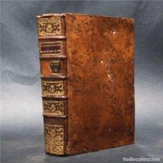 Libri antichi: 1786 - DICCIONARIO HISTORICO - HISTORIA DE TODOS LOS HOMBRES RELEVANTES - LIBRO ANTIGUO. Lote 204449371