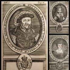 Libri antichi: AÑO C1770 - HISTORIA DE LA REINA ELIZABETH DE INGLATERRA - GRABADOS - PRECIOSO.. Lote 205464401