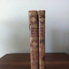 Libros antiguos: COMPENDIO DE LA HISTORIA DE LAS CRUZADAS. Lote 205643170