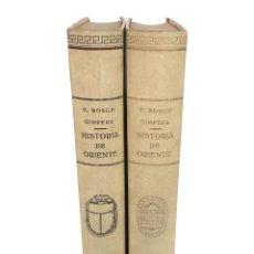 Libri antichi: 1927 - HISTORIA DE ORIENTE - ASIRIA, ISRAEL, PERSIA, EGIPTO, CHINA, JAPÓN - 719 GRABADOS Y 86 MAPAS. Lote 205646782